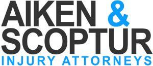 The logo of Aiken & Scoptur, S.C., experienced Milwaukee personal injury litigators