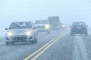 cars on the road in a snow storm | Important Tips on How You Can Winter-Proof Your Car